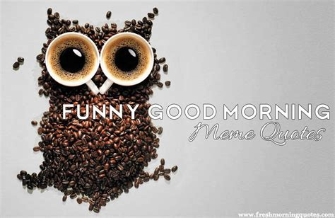 Funny coffee memes are the source of everyone's morning laughter. Funny Good morning Coffee Meme Images - Freshmorningquotes