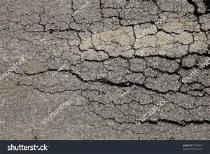 Cracked Road Texture Stock Photo 57003092 : Shutterstock