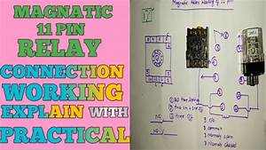 Wiring Manual Pdf  11 Pin Latching Relay Wiring Diagram Schematic
