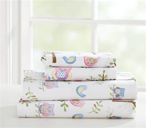 Best Pottery Barn Sheets by 17 Best Images About Owl Sheets Pottery Barn Kid