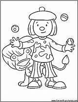 Coloring Juggler Colorear Dibujos Jobs Printable Colores Kb Malabarista Ocupaciones sketch template