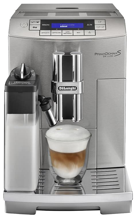 Delonghi Super Automatic Espresso Machine Reviews   Coffee On Fleek