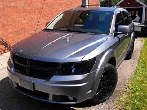 Tinted Tail Lights by Dodge Journey Photos Car Photos Truedelta