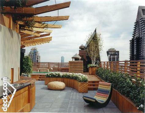 Roof Top Deck Construction Deckscom
