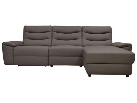canape relax electrique conforama canapé d 39 angle relaxation électrique 4 places foster