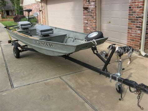 12 Foot Jon Boat Vs 14 Foot by Jon Boat Monark 14 Ft Jon Boat