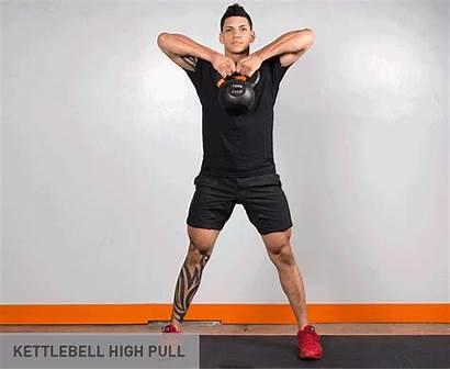 Kettlebell Workout Pull Fitness Level Kettlebells Swing