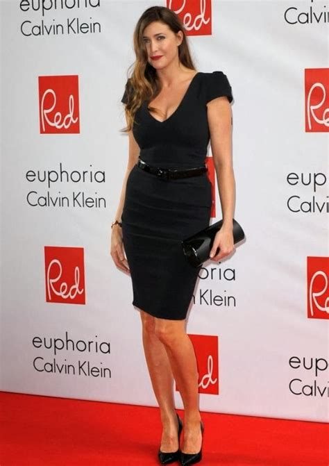 How Tall Is Lisa Snowdon?  Celebrity Heights  How Tall