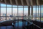 東京タワーのある風景(その5) 六本木ヒルズ森美術館フロアーから: 電脳日和下駄