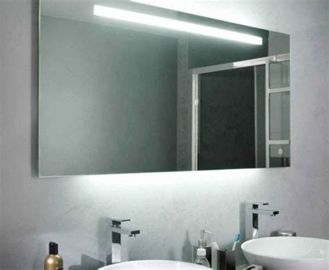 miroir salle de bain avec eclairage o 249 trouver le meilleur miroir de salle de bain avec 233 clairage