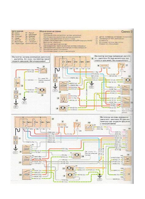 peugeot wiring diagrams wiring diagram and schematics