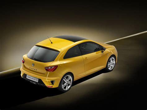 2018 Seat Ibiza Cupra Concept Unveiled Autoevolution