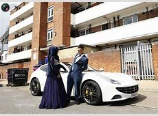 London Teenagers Rent Expensive Cars to Celebrate School