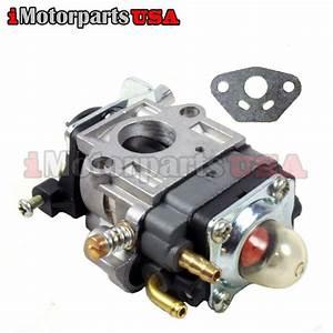 Carburetor Redmax String Trimmer Bc200dl Bc221dl Bc225dl Bc250 Bc2000dl Carb New
