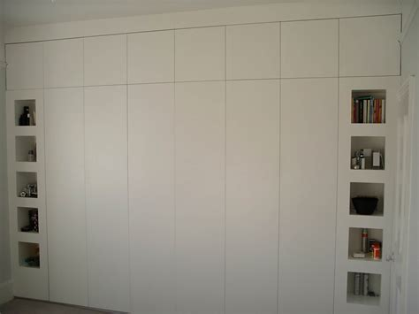 Floor To Ceiling Cupboards by Wall To Wall Wardrobe By Henderson Furniture