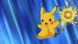 Image Gallery pikachu attacks