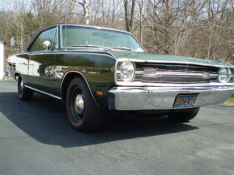 1969 dodge dart gt for sale climax new york