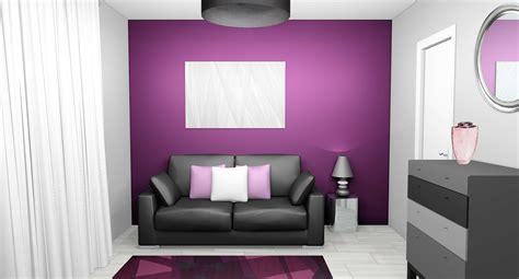 deco chambre violet et gris 20171015120326 tiawuk