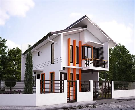 Small Zen Type House Design-homes Floor Plans