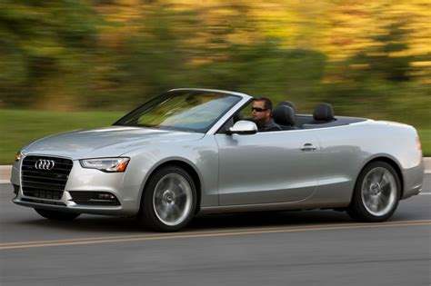 convertible audi used used 2015 audi a5 convertible pricing for sale edmunds