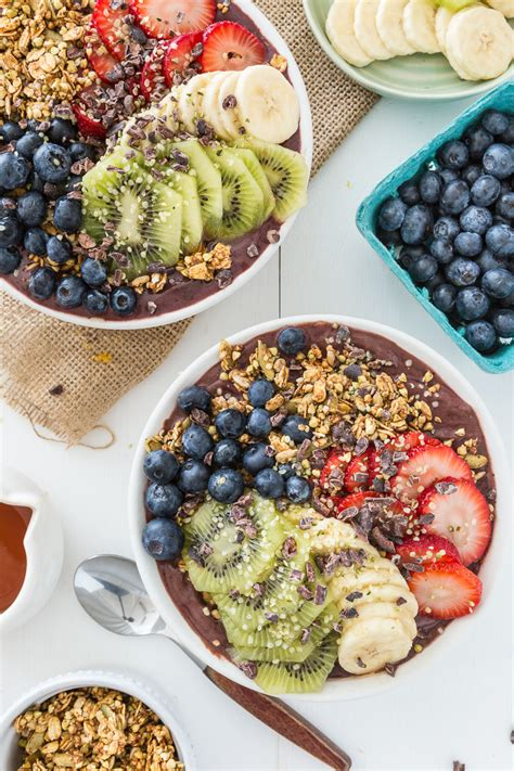 Kitchen Kabaret Acai Bowl by What The Heck Is Acai The Modern Savvy