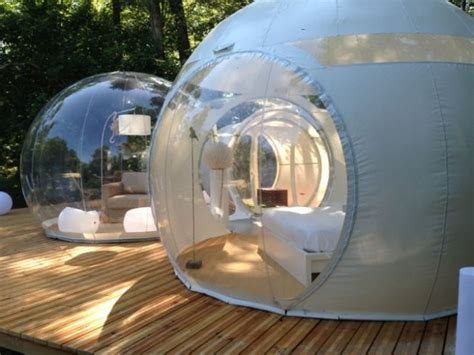 chambre bulle week end en amoureux gironde