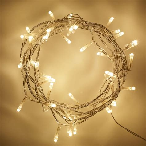 40 Indoor Fairy Lights For Bedroom Living Room With Warm