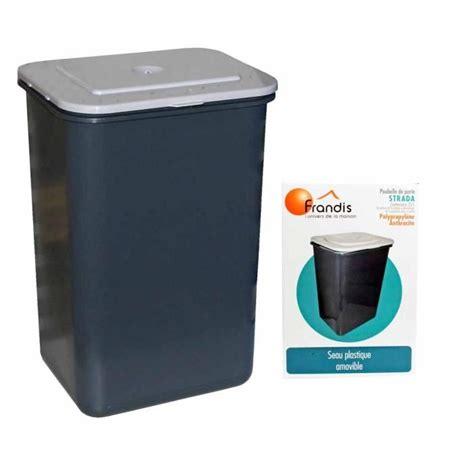 poubelle cuisine porte poubelle de porte intérieur maison sur enperdresonlapin