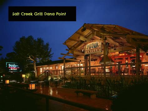 salt creek grill dana point desserts pinterest