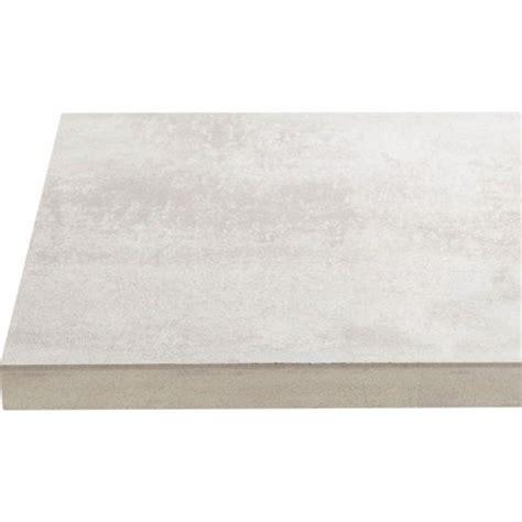 point p plan de travail plan de travail stratifi 233 effet b 233 ton blanc satin 233 l 246 x p 63 5 cm ep 28 mm leroy merlin