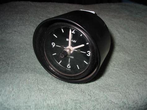 1974 Bmw 2002tii Vdo Dash Clock