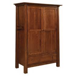 Wardrobe Furniture amish armoires amish furniture shipshewana furniture co