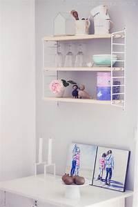 String Pocket Weiß : butiksofie string pocket regal give away ~ Orissabook.com Haus und Dekorationen