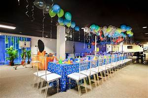 » Finding Nemo Themed First Birthday Party