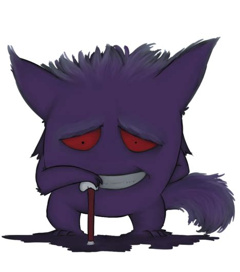 A Gastly past! Gengar through the ages! - Smogon University