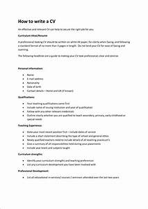 how to write a resume wiki best 25 objective examples for With i need a resume written for me