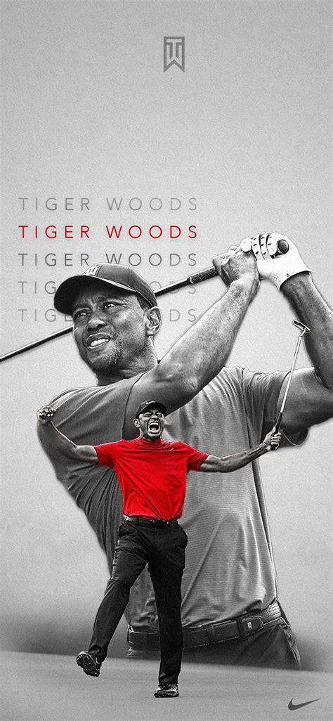 Tiger Woods Wallpapers 2020 - Broken Panda