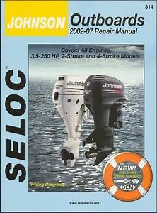 Johnson Outboard Repair Manual 3 5