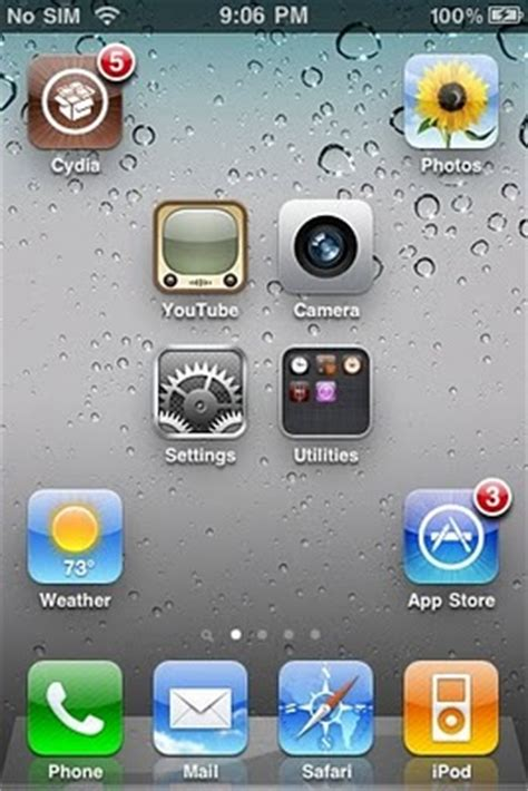 how to move icons on iphone gridlock to freely move icons on iphone ipod
