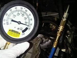 Fuel Pressure Test Kit - Harbor Freight