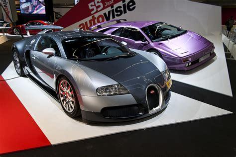 Bugatti Veyron & Lamborghini Diablo | At the Autorai car ...