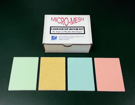 corian repair micro mesh countertop repair kit repairs corian ebay
