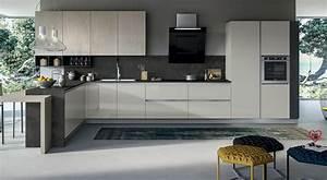 Estremamente Cucine Moderne Penisola OL71 ~ Pineglen