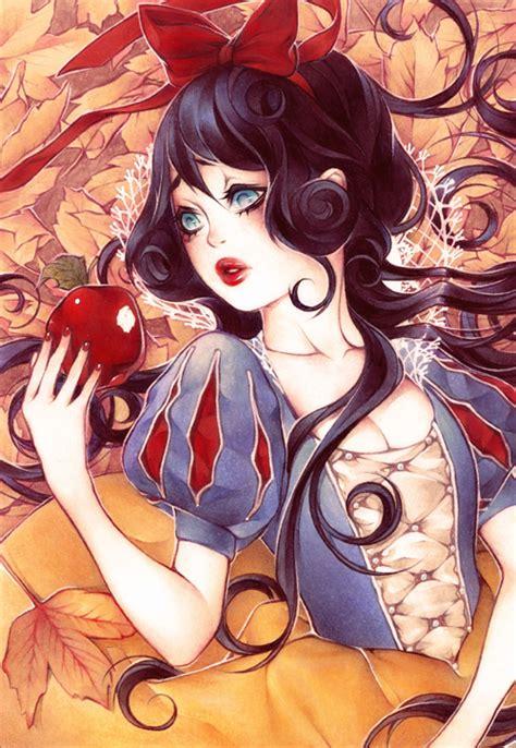 snow white comission  niloode  deviantart