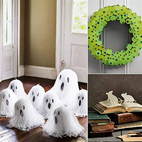 Country Living's Halloween Crafts & Decorating  7 Of The
