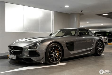 Mercedesbenz Sls Amg Black Series  2 February 2014