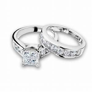 simulated diamond rings jcpenney rings bands With jc penny wedding rings