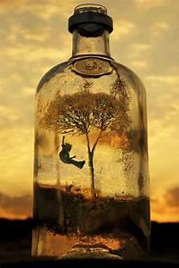 the world inside a bottle | Neverland | Pinterest | Bottle ...