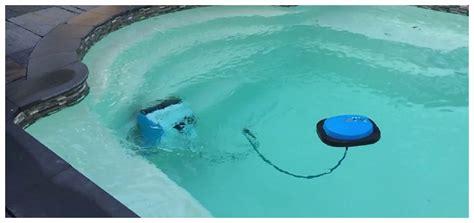 robot de piscine sans fil poolbird avec batterie flottante piscine center net