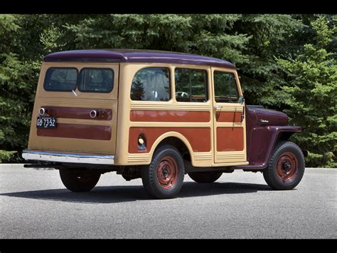 jeep station wagon for sale 1949 willys jeep station wagon for sale